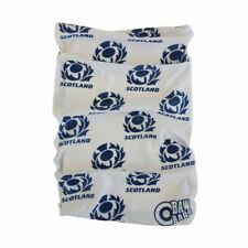 BAWBAGS SCOTLAND RUGBY PRINT SNOOD, FACEMASK, HEADBAND, WEAR MULTIPLE WAY