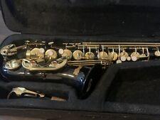 Black Alto Saxophone