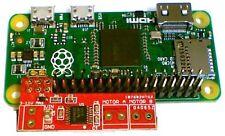 PZM Motor Shim Motor Controller Board for Raspberry Pi Zero