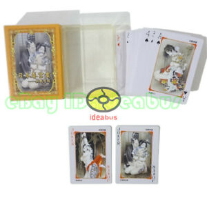 Playing card/Poker Deck 54 cards of The Ukiyoe Erotica Art Painting of Japan