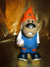 Apache Midland Rockhounds Rocky AA minor league baseball Garden Gnome