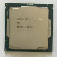 Intel Core i7 8th ES QN8H 2.9GHz  6-Core Processor LGA1151 CPU 8700 B360 Z370