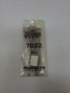 Marklin 7022 Insulated Catenary Wire HO Scale Unopened Package of 10