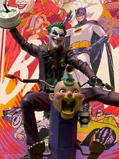 Sideshow DC BATMAN THE JOKER exclusive PREMIUM FORMAT LTD 750