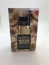 L'OREAL Superior Preference Mousse Absolue Hair Color 900 Pure Blonde Light