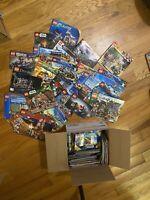15-20 Lbs of Assorted LEGO Building Manuals - LOT Chima, Star Wars, Hobbit, etc.