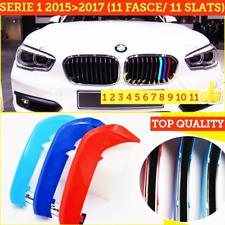 Fasce rigide COVER calandra PER Bmw Serie 1 F20 F21 Restyling in Colori M sport