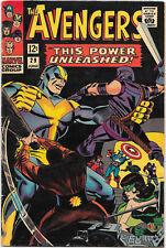 Avengers #29, Marvel 1966 Black Widow Stan Lee / Don Heck Vg+