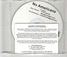 (HJ167) No Americana, Washed Out Summer - 2012 DJ CD