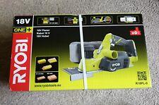 Ryobi R18PL ONE+ 18v Cordless Planer Bare Tool New In Box