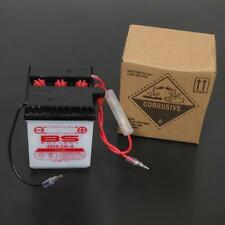 Batterie 6v 4Ah BS Batterie moto Yamaha 50 Chappy 1979 6N4-2A-4 Neuf 71x71x96