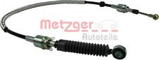 Seilzug, Schaltgetriebe für Schaltgetriebe METZGER 3150124