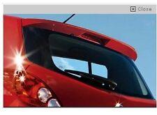 Versa Hatchback Rear Spoiler Painted 2007-2012 Fits Nissan OE Style  JSP 388028