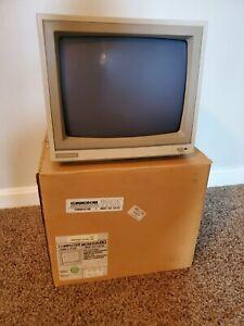 ***RARE*** Commodore 1901 Monochrome Monitor (75BM13) - Vintage