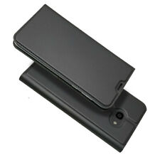 For Sharp AQUOS Zero Magnetic Leather Flip Wallet Phone Case Protector Cover New