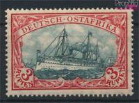Deutsch-Ostafrika 39I A b postfrisch 1905 Schiff Kaiseryacht Hohenzoll (9120287
