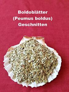 10g - 100g Boldoblätter geschnitten Boldo Peumus boldus Weihrauch Ritual