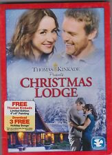 Thomas Kinkade Presents: Christmas Lodge (DVD, 2011)