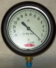 Helicoid 4-1/2 30 In Hg Vacuum Gauge F1E1V10000000