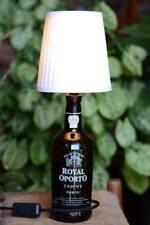 Flaschen lampe / Einzelne /  handgemacht