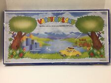 VACATIONLAND Board Game 1991 Extremely Rare New Sealed JRS Pro. Inc.