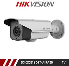 Hikvision DS-2CE16D9T-AIRAZH Motorised Varifocal Lens 5-50MM HD-TVI CCTV Bullet