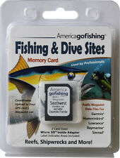 Southwest Florida Fishing & Dive Sites Memory Card