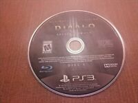 Sony PlayStation 3 PS3 Disc Only Teste Diablo III: Reaper of Souls Ultimate Evil