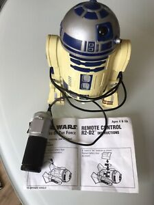 star wars vintage collection r2d2 Remote Control With Instructions