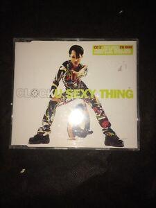 Clock - U sexy thing - CD Single