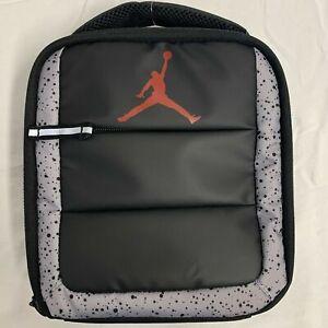 Nike Air Jordan Red JUMPMAN Soft School Insulated Lunch Box nwts