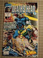 Deaths Head 2 #1 December 1992 Marvel Comics