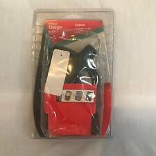 Blackberry Usb Travel & Vehicle Charger Rim, Fits 8830,8730,7130 Free S/h