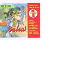 Salsa! Top latino dance music volume 1 Johnny Pacheco Celia Cruz Eddie Palmieri