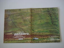 advertising Pubblicità 1968 FIAT 124 SPORT COUPE'