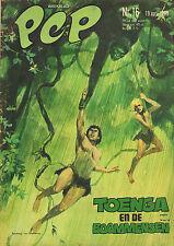 PEP 1969 nr. 16 - LIVERPOOL (POSTER) /TOENGA (COVER ) / VARIOUS COMICS