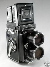 Rollei Tele Rolleiflex, Type 1, #2300445, Sonnar 4/135