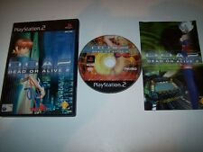 """Dead Or Alive 2  """"Great  PS2 Game"""""""