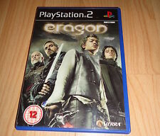PS2 GAME: ERAGON 'PAL UK'