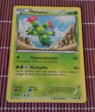 Carte Pokemon McDonald's - Happy Meal 2011 - Maractus 2/12