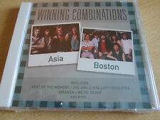 Asia, Boston - Winning Combinations (2001)  CD  NEW/SEALED  SPEEDYPOST