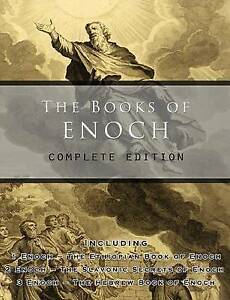 The Books of Enoch: Complete Edition: Including (1) the Ethiopian Book of Enoch