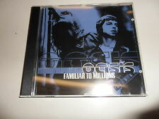 Cd    Oasis  ‎– Familiar To Millions