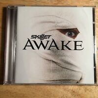 Awake by Skillet, Skillet (Christian Rock) (CD, Aug-2009, Atlantic (Label))