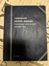 Canadian 1 $ Dollar Whitman Coin Books #2  1958 to Date