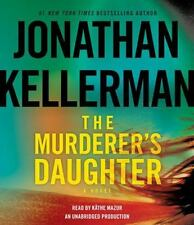 THE MURDERER'S DAUGHTER unabridged audio book CD by JONATHAN KELLERMAN Brand New