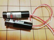 Focusable 405nm 5-10mW Violet/Blue Laser Dot Module 12X42mm 3V-5V 1pcs