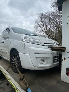 CITREON DISPATCH 2008 FRONT END WHITE