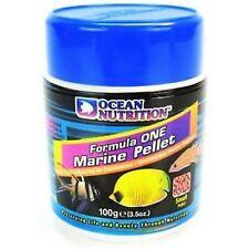 Ocean Nutrition Formula One Marine Pellets- Medium Pellet- 100g - 3.5oz