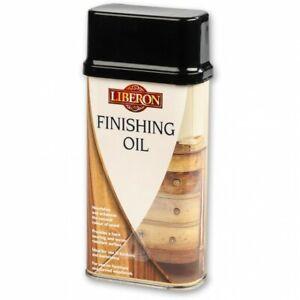 Liberon Finishing Oil 250ml 500ml 1ltr Wood Enhancement Nourishing